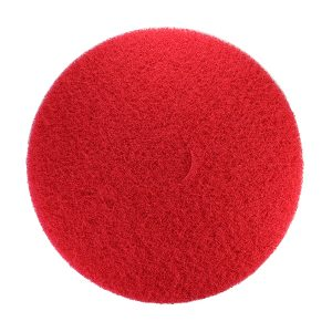 Red Light Cleaning Pads - Oscillating Pad Machine