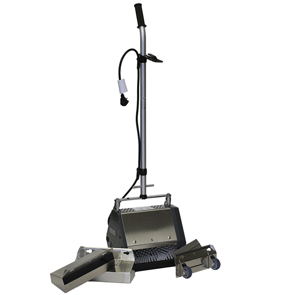 TM3 Trinity Renewal Systems Counter-Rotating Brush Machine
