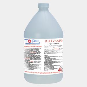 Red Vanish Oscillating Pad Machine Chemical