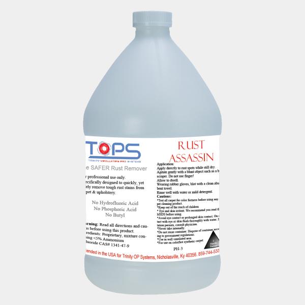 Rust Assassin Oscillating Pad Machine Chemical