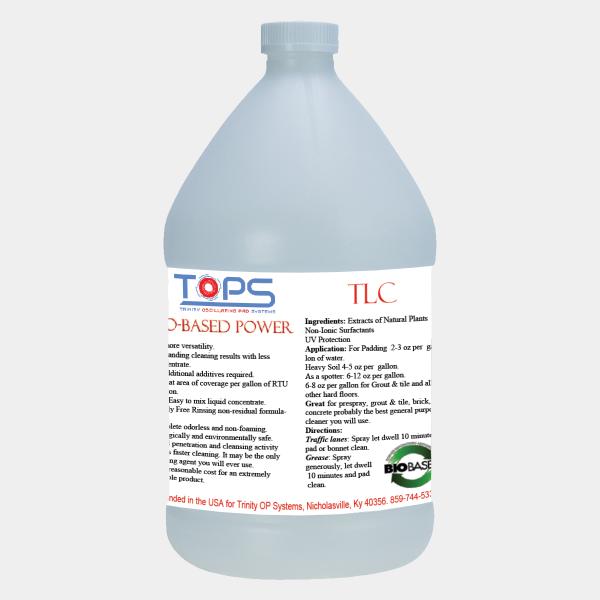 TLC Oscillating Pad Machine Chemical