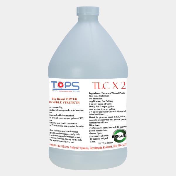 TLC X2 Oscillating Pad Machine Chemical