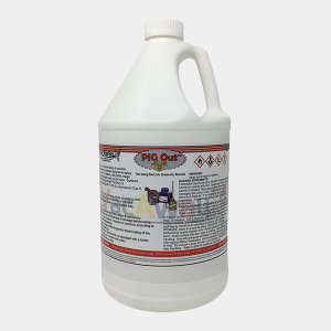 VacAway Pig Out Oscillating Pad Machine Chemical